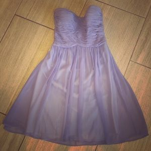 Donna Morgan Collection-Lilac Gown